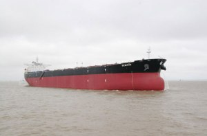 Capesize Vessel