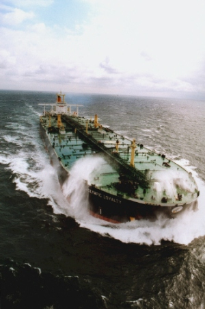 "VLCC ""OLYMPIC LOYALTY"""