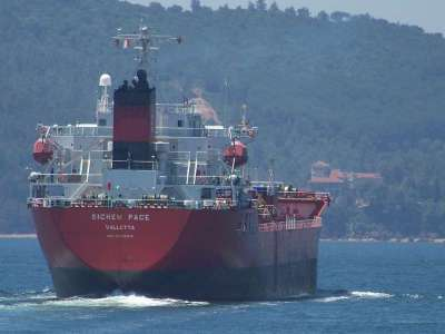 "MT ""SICHEM PACE"" (Source: http://www.shipspotting.com/)"