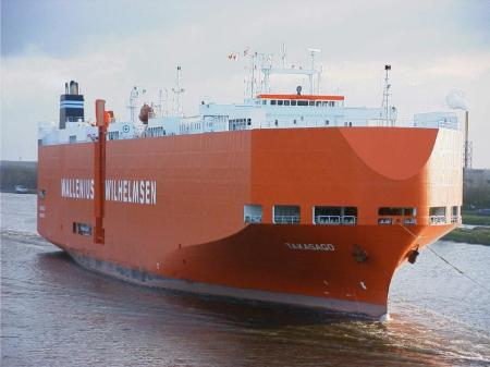 "CAR CARRIER MV ""TAKASAGO"""