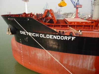 MV DIETRICH OLDENDORFF (image source: Oldendorff Carriers)
