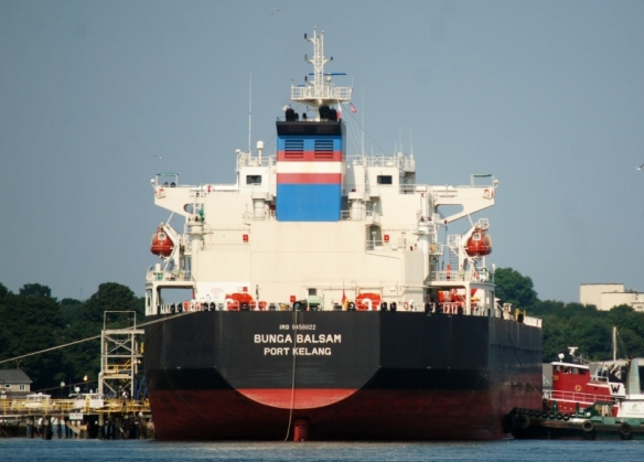 "MT ""BUNGA BALSAM"" - 45,000 DWT MarineLine Coated Chemical Tanker"