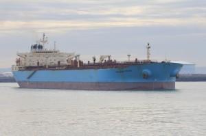 Aframax MT Maersk Prime