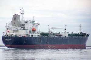 "Handy Chemical / Products Tanker MT ""Green Stars"""